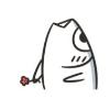 墨水煮咸鱼